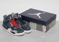 "Air Jordan 4 ""Sashiko"" - 🏆 or 🗑️?  📷 by Footpatrol 💻 Klickt den Link in der BIO für alle weiteren Infos & Bilder  #air #airjordan #aj4 #basketball #basketballshoes #grailify #hypebeast #igsneakercommunity #jordan #jordandepot #jordans #jordansdaily #jumpman23 #kicks #kicksonfire #kickstagram #michaeljordan #nicekicks #nike #sneaker #sneakercommunity #sneakerfreaker #sneakerhead #sneakerheads #sneakerlove #sneakernews #streetwear #vintagenike #walklikeus Jordan 4, Michael Jordan, Newest Jordans, Vintage Nike, Nike Sb, New Sneakers, Sneakers Nike, Hypebeast, Scrappy Quilts"