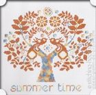 Picture of Cross-stitch chart 'Summer Time'