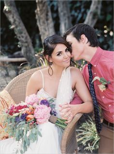 Mediterranean boho wedding inspiration. Captured By: Carolly Photography #weddingchicks http://www.weddingchicks.com/2014/10/10/mediterranean-boho-inspiration/