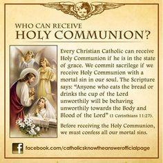 Fhotos de Catholics Know The Answer