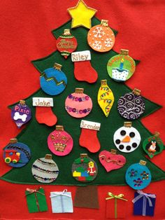 *** LAST DAY TO ORDER ADVENT CALENDARS/ORNAMENTS TO SHIP TO ARRIVE BY DEC 1 IS MONDAY NOVEMBER 20TH.*** AFTER THAT DATE, THE LISTINGS WILL INCLUDE A DATE IT WILL SHIP BY.*** Want to spruce up an old advent calendar? Replace them here! **THIS LISTING IS FOR THE ORNAMENTS ONLY, CALENDAR