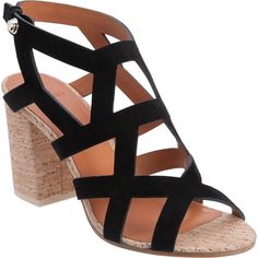 Oddly dawn to cork sandals against my better judgment - Givenchy