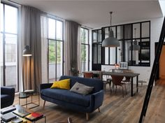 Rock the loft à Paris - PLANETE DECO a homes world