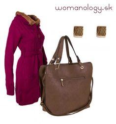 Nápady na outfit na zimu a skorú jar   Womanology.sk #ootd #oufit #modnainspiracia #moda #fashioninspo #fashioninsiration #fashon #moda #styl #styleinspo #styleinspiration