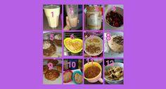 12 x gezond ontbijt inspiratie