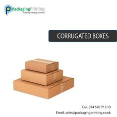 Get Custom #Corrugated #Boxes at wholesale Price