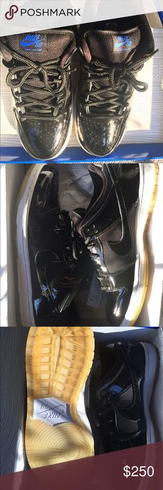 Nike Space Jams, SB Dunks Nike size 11 men. NEW in box with original box Nike Shoes Athletic Shoes