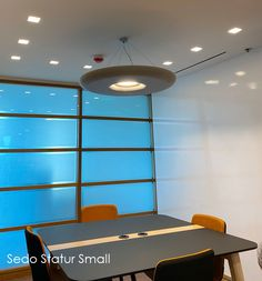 Housing: Aluminium-Acoustic panel-Fabric Diffuser: Opal PMMA Control Gear: Remote electronic driver IP: 54 IK: 04 LED replacement without tools Industrial Lighting, Interior Lighting, Outdoor Lighting, Factory Lighting, Bright Side Of Life, Acoustic Panels, Tracking System, Light Project, How To Make Light