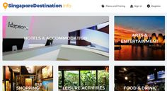Singaporedestination is offering a guide to find Places to Eat, Drink, Sleep and Shop in Singapore. http://www.singaporedestination.info/