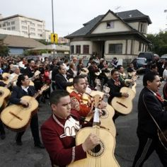 Marching Mariachis