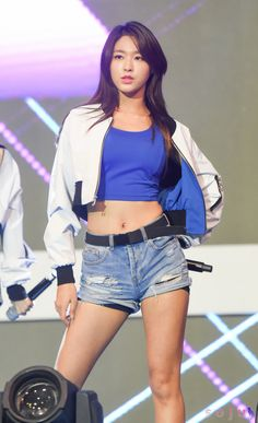AOA's Seolhyun #Fashion #Kpop #Idol