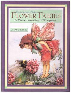 Flower Fairies: Hand Embroidery Book Catalog