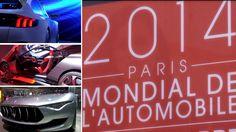 Autosalon Paris 2014  - Mondial de l'Automobile 2014 Vehicles, Parisian, Vehicle