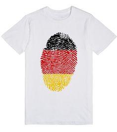 Bundesrepublik Deutschland (Fingerprint)