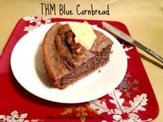 THM Blue Cornbread (E) - Mrs. Criddles Kitchen