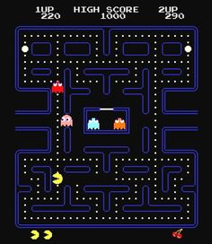 On May 1980 the iconic arcade game Pac-Man was released. This game has grown to be on of the most popular video games of all time. The purpose of the game is to pass levels which will increase difficulty by eating all the dots while avoiding the ghosts. My Childhood Memories, Childhood Toys, Sweet Memories, Nostalgia, I Remember When, Ol Days, Teenage Years, My Memory, The Good Old Days