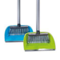 Kehrgarnitur - Kunststoff - farblich sortiert Kitchen Stuff, New Kitchen, Shovel, Sorting, Household, Dustpan