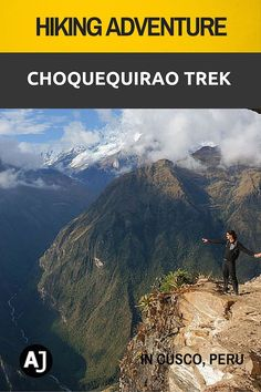 The best alternative to the over-rated Inca Trail in Peru. This challenging hike takes you to the little visited ruins of Choquequirao crossing several valleys and mountain passes.