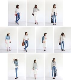 The 10 x 10 Challenge is an exercise I adoptedin2015 to help encourage myself to get more creative with my clothes during a 30 Day Shopping Fast.The concept is essentially a micro capsulecloset that you work with for 10 days, trying new looks and styling your clothes in ways you might not otherwise try. THE …