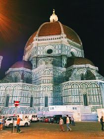Florence-Duomo-Night