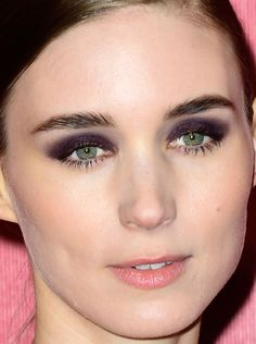 Close-up of Rooney Mara at the 2016 Palm Springs Film Festival. http://beautyeditor.ca/2016/01/05/palm-springs-film-festival-2016