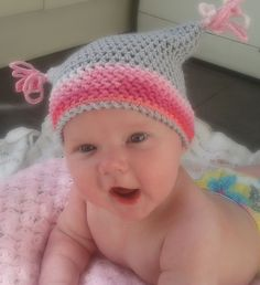 Ravelry: Lonicera Loops Hat - all sizes pattern by Laura Tegg