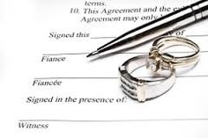 A Prenuptial Agreement Is A Contract Entered Into Before The
