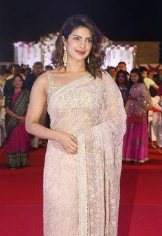 Priyanka Chopra at her manager's daugter wedding