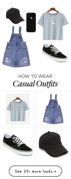"""""""casual"""" by chunixbenitez on Polyvore featuring Vans and rag & bone"""