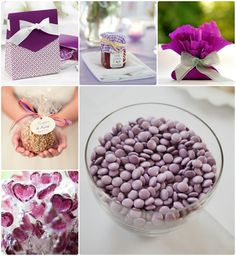Purple Wedding Invitations and Wedding Ideas |