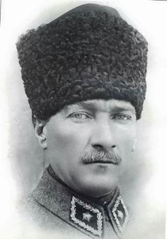 Mustafa Kemal Atatürk: the founder of modern Turkey