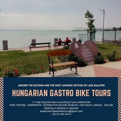 Local Tour, Tour Guide, Wine Tasting, Hungary, Sun Lounger, Sailing, Tourism, Calm, Bike