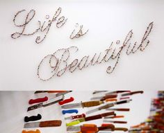 Life is beautiful at the V Fresh produce market! Life Is Beautiful, Hair Accessories, Calligraphy, Produce Market, Artist, Iranian, Hong Kong, Fresh, Design