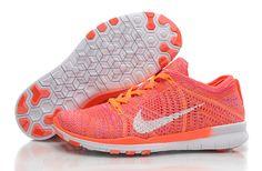 hot sale online 9df9e ef5b3 Buy Nike Running Shoes Women Free TR Flyknit Pink Orange Christmas Deals  from Reliable Nike Running Shoes Women Free TR Flyknit Pink Orange  Christmas Deals ...