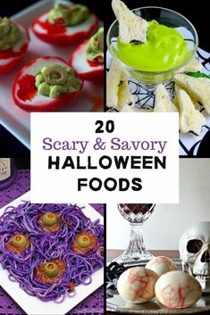 Are you looking for some delicious foods for your Halloween party? Check out our list of 25 Sweet Cute Halloween Food, Halloween Treats For Kids, Halloween Themes, Halloween Crafts, Halloween Foods, Halloween Food For Party, Some Fun, Yummy Food, Dishes