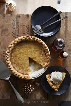We wouldn't flake on you! Our Canada Dishes recipe series continues with a treat as sweet as pie: Quebec Sugar Pie. A slice of life is waiting on our website for you, just in time for holiday hosting.