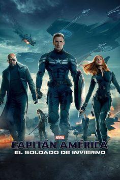 Capitán América: El soldado de invierno (2014) - Ver Películas Online Gratis…