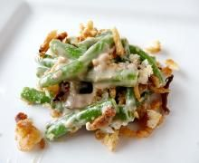Modern Green Bean Casserole | Louisiana Kitchen & Culture
