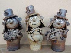 Michaela, Art Education, Zentangle, Art Dolls, Garden Sculpture, Creatures, Clip Art, Pottery, Clay