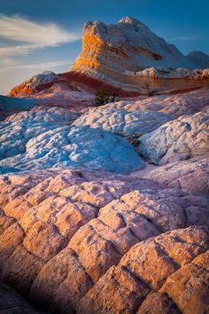 ✯ Sandstone rock formations in the Vermillion Cliffs National Monument - AZ