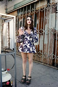 Frances Bean Cobain Is Marc Jacobs's Latest Muse