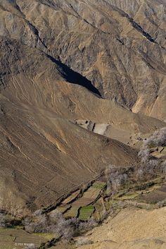 Tizi-n-Tichka Pass - Atlas Mountains, Morocco