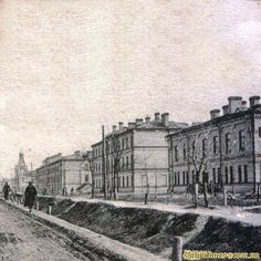 Казарми на Яровицькому передмісті