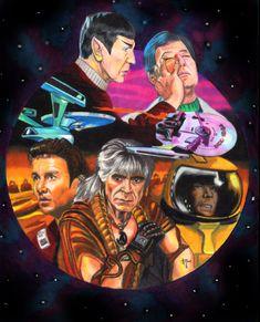 Star Trek The Wrath of Kahn by choffman36.deviantart.com on @deviantART