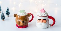 Campfire Marshmallows, Recipes With Marshmallows, Cocoa Recipes, Unsweetened Cocoa, Whipped Cream, Hot Chocolate, Cinnamon, Tableware, Holiday