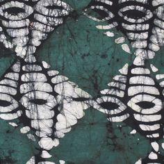 African Wax Batik #792