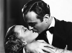 Jean Arthur & Charles Boyer in History is Made at Night (1937)