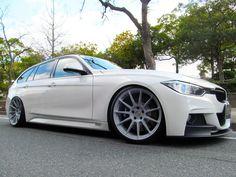 BMW F31 HRE P43SC