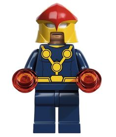 Next Year's LEGO Marvel & DC Collection - DesignTAXI.com