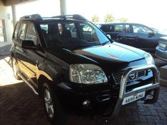 2006 Nissan X-trail 2.2D SEL (R59) 4 x 4 WoW!!! Light on DieselGuaranteed Cars!!!CONTACTLEN SMITH0837627344